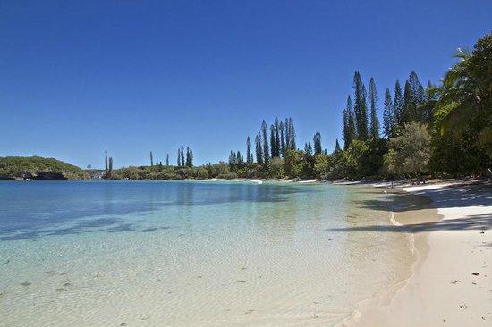 Oure Tera Beach Resort : Spiaggia del resort