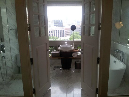 Hotel Fort Canning: Bathroom