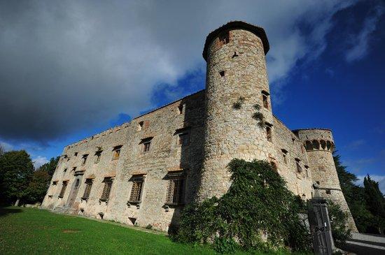 Castello di Meleto: Castello De Meleto