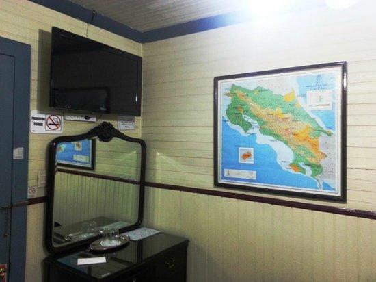 Hotel Santo Tomas: Zimmer 1