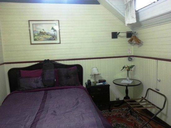 Hotel Santo Tomas: Zimmer 2