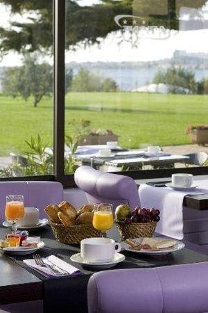 Hotel Ariane: Salle de Restaurant