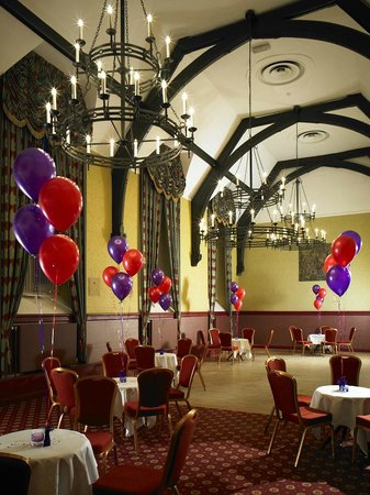 The Stirling Highland Hotel: Events