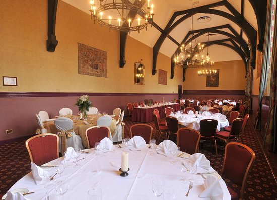 The Stirling Highland Hotel: Maclaren Suite