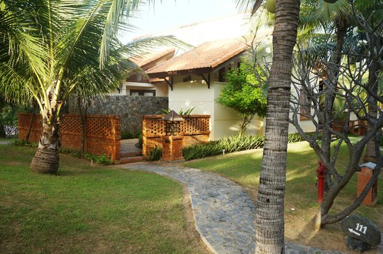 Pandanus Resort: Бунгало