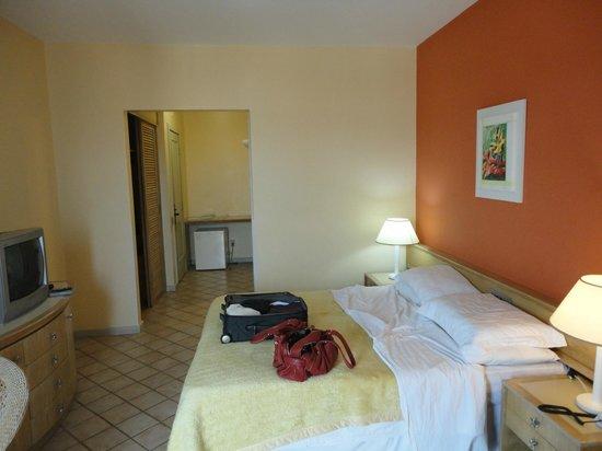 Ingleses Praia Hotel: Quarto