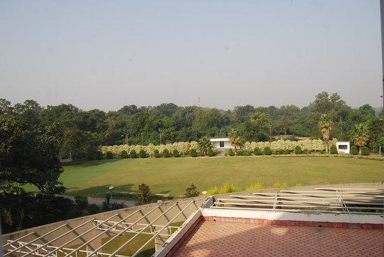 Ramada Plaza JHV Varanasi: View from room