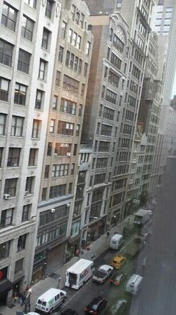 Best Western Premier Herald Square: view from hotel