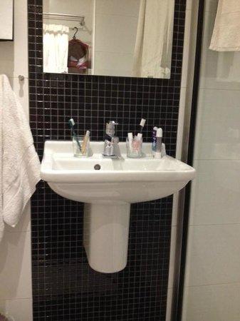 Nova Hotel Amsterdam: sink