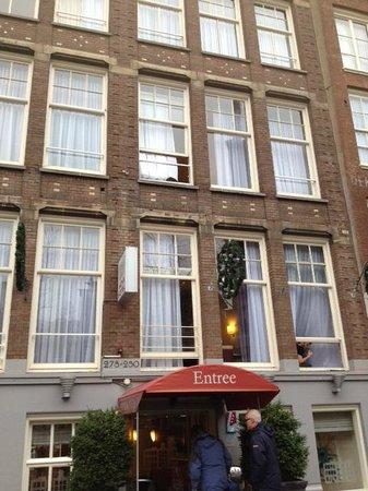 Nova Hotel Amsterdam: hotel