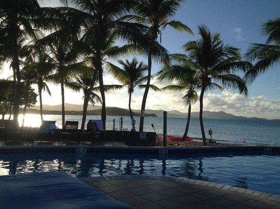 The Buccaneer St Croix: Pool VIew
