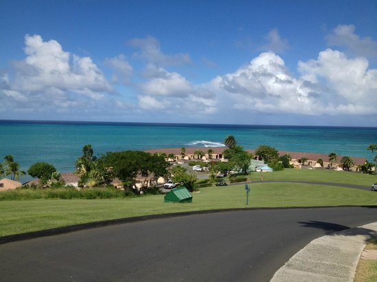 The Buccaneer St Croix: VIew from the Great House