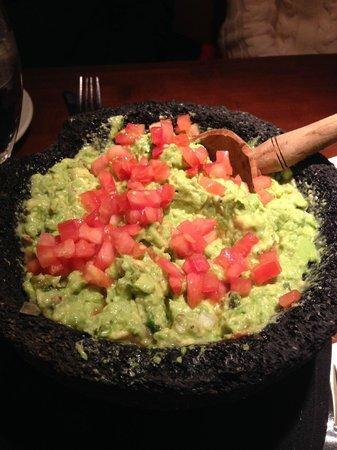 Mi Dia From Scratch : Tableside Guacamole