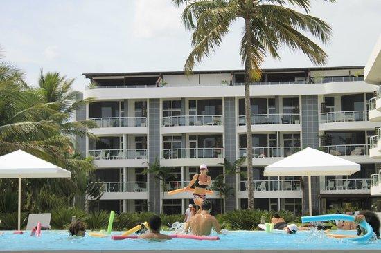 Blossom - Day Lessons: Aquafit at Millennium Resort & Spa, Cabarete