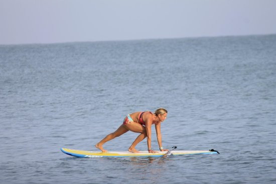 Blossom - Day Lessons: Audrey Meyer @ SUP Yoga