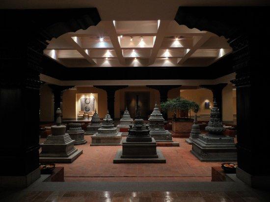Hyatt Regency Kathmandu : Reception area