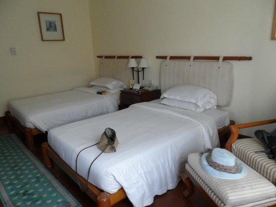 Hyatt Regency Kathmandu: Quality bedrooms