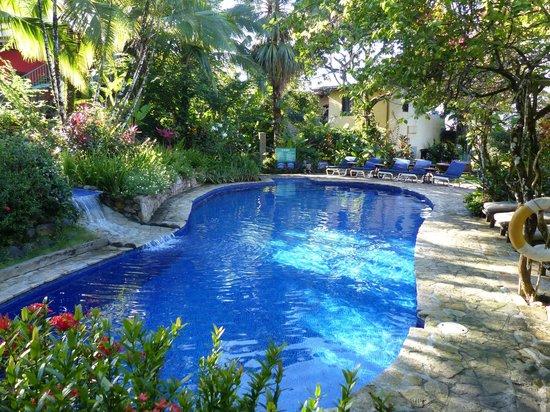 Villas Nicolas: Nice pool