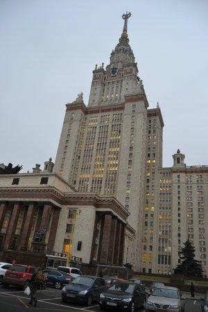 写真Lomonosov Moscow State University (MGU)枚