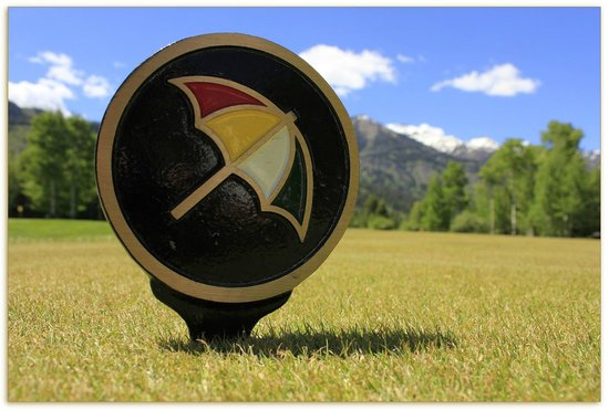 Teton Pines Country Club: An Arnold Palmer signature course.