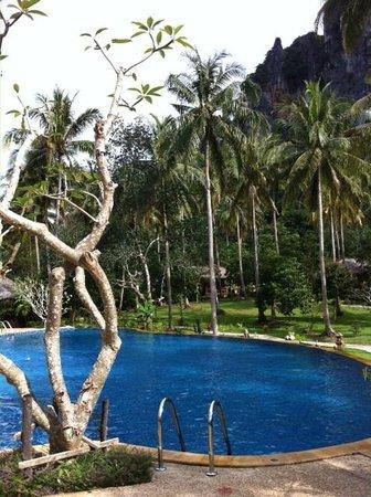 Ban Sainai Resort: piscine
