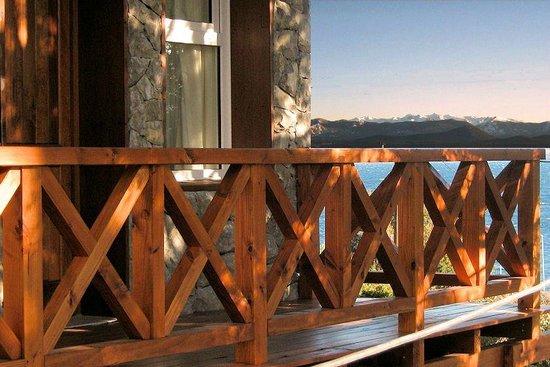 El Nautico Bungalows & Suites: Balcon bungalow 1