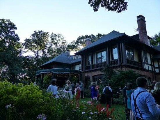 Gramercy Mansion: Reception at Gramercy