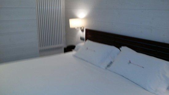 Hotel Rio Bidasoa: Habitación amplia y muy recomendable, 25 cristina