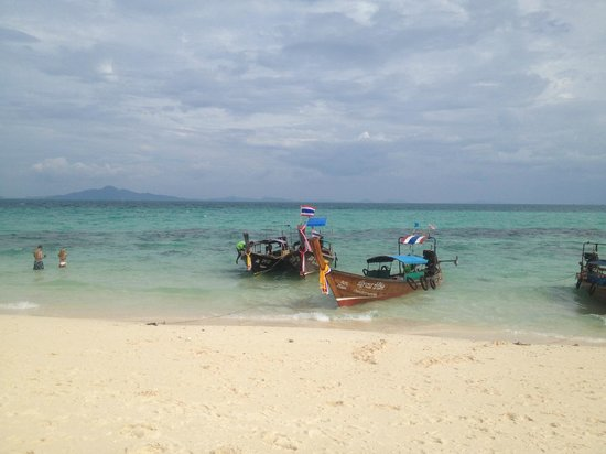 Taxi Boats lead tours right from your beach