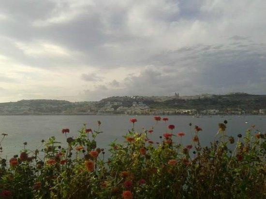 Mellieha Bay Hotel: Beautiful View