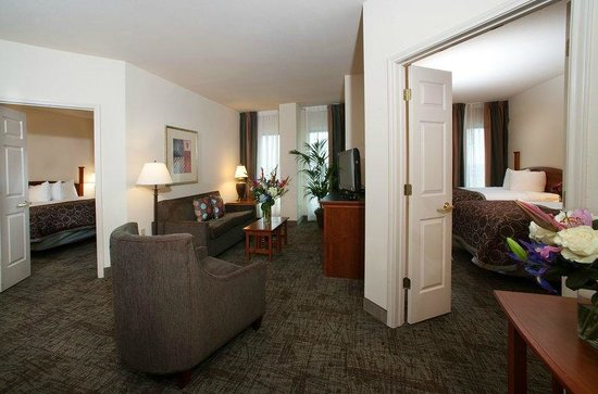 Staybridge Suites Ft. Lauderdale Plantation: Studio Queen