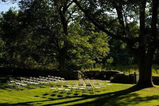 Stonecroft Country Inn : Ceremony Area