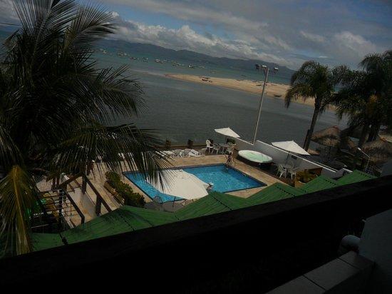 Costa Norte Ponta Das Canas Hotel Florianopolis: ..VISTA DO APARTAMENTO