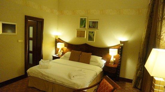 Art Deco Hotel Imperial: Executive room spacious