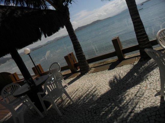 Costa Norte Ponta Das Canas Hotel Florianopolis: ..VISTA DO RESTAURANTE