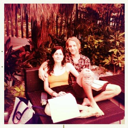 The Beach Tulum: Happy hour at Ziggy's