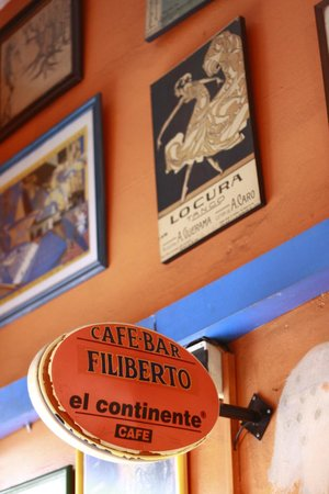 Bar y Cafe Filiberto