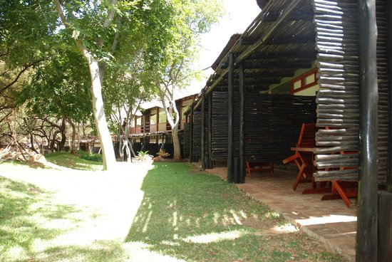 Bakubung Bush Lodge: Les chambres