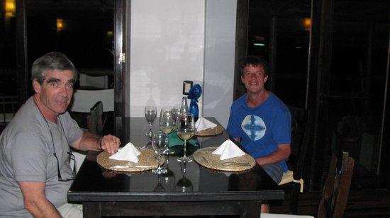 Irupe Lodge: comiendo los manjares de irupe