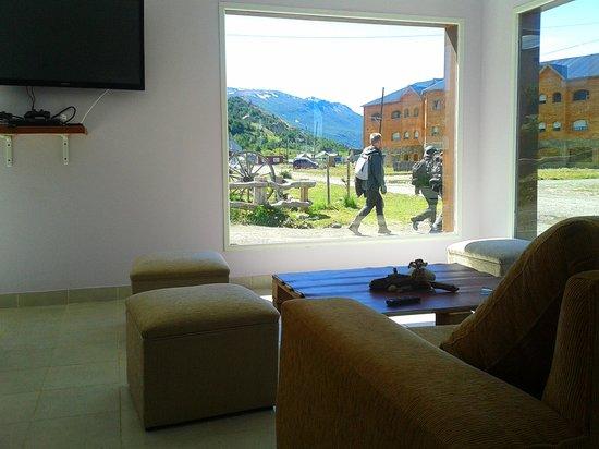 Kospi: Vista desde el lobby