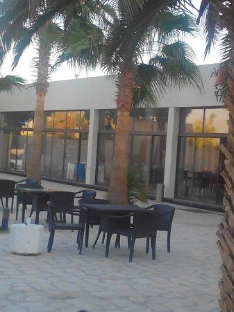 Amman Airport Hotel: en partant de l hôtel