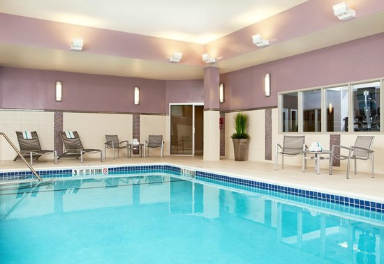 Residence Inn Syracuse Downtown at Armory Square: Downtown Syracuse's only Indoor Pool