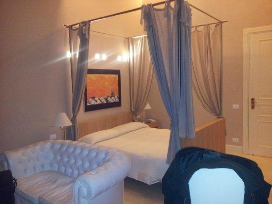 Palazzo Brunaccini: la mia camera (singola)