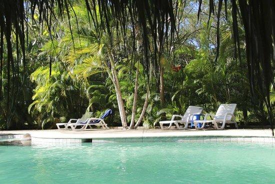 Sol y Luna Lodge: By the pool
