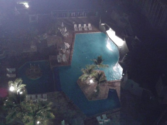 Mar Hotel Conventions: View of the pool from the room