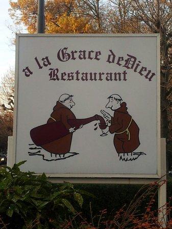 A la Grace de Dieu