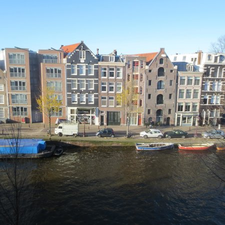 Andaz Amsterdam Prinsengracht: View from room
