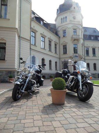 Schlosshotel Ralswiek: Biker Friendly