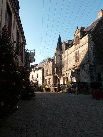 Rochefort-en-terre : Noel 2011