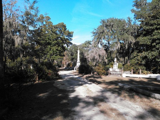Bonaventure Cemetery: Nice park feel